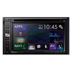 "Foto Central Multimídia Automotiva Pioneer 6 "" AVIC-F960BT Touchscreen Bluetooth"
