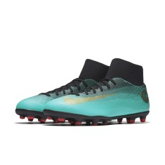Foto Chuteira Campo Nike Mercurial Superfly VI Club CR7 Adulto