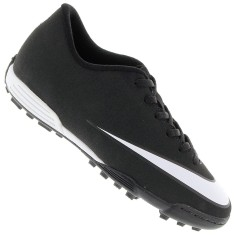 Foto Chuteira Society Nike Mercurial Vortex II CR TF Adulto
