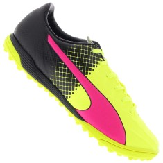 Foto Chuteira Society Puma Evospeed 4.5 Tricks TT Adulto