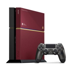 Foto Console Playstation 4 500 GB Sony Edição Especial Metal Gear Solid V: The Phantom Pain