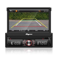 Foto DVD Player Automotivo Aquarius MTC6618