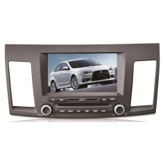 "Foto DVD Player Automotivo Caska 7 "" CA145 Touchscreen USB"