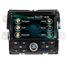 Foto DVD Player Automotivo Hurricane Honda City HR 6040 Touchscreen Bluetooth USB