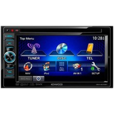 "Foto DVD Player Automotivo Kenwood 6 "" DDX-4070BT Touchscreen Bluetooth"