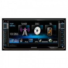 "Foto DVD Player Automotivo Kenwood 7 "" DDX771WBT Touchscreen USB"