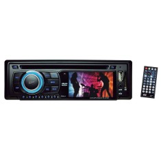 "Foto DVD Player Automotivo Leadership 3 "" Cooper 5979 USB Entrada para camêra de ré"