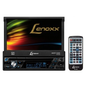 "Foto DVD Player Automotivo Lenoxx Sound 7 "" AD-2618 Touchscreen USB"