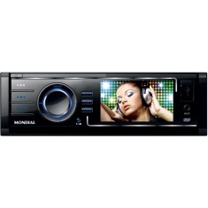 "Foto DVD Player Automotivo Mondial 3 "" AR-02 USB"