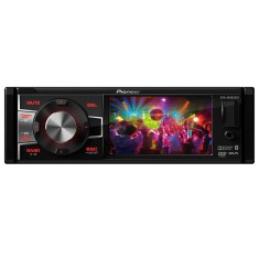 "Foto DVD Player Automotivo Pioneer 4 "" DVH-8880AVBT"