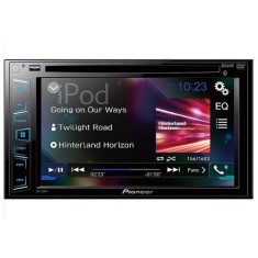 "Foto DVD Player Automotivo Pioneer 6 "" AVH-298BT USB Bluetooth"