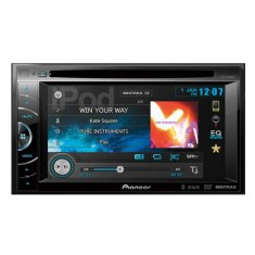 "Foto DVD Player Automotivo Pioneer 6 "" AVH-X2580BT Bluetooth"
