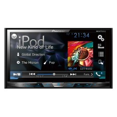 "Foto DVD Player Automotivo Pioneer 7 "" AVH-X5780TV Touchscreen Bluetooth"