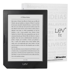 "Foto E-Book Reader 4 GB 6 "" Lerv Fit - Saraiva"