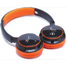 Foto Headphone Bluetooth Knup com Microfone