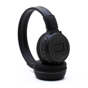 Foto Headphone Bluetooth Knup Rádio