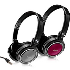 Foto Headphone Coby CV215