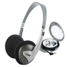 Foto Headphone Coby com Microfone CVH89