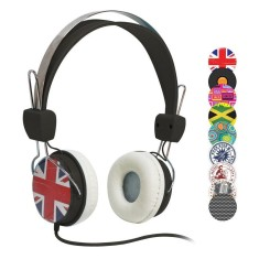 Foto Headphone Kolke com Microfone KA-106