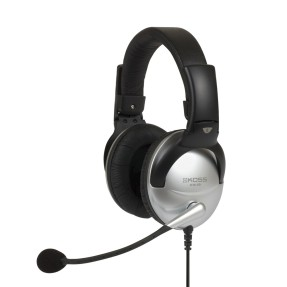 Foto Headphone Koss com Microfone SB49