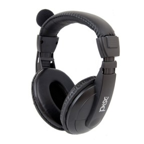Foto Headphone Pisc com Microfone 1851