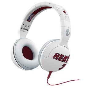Foto Headphone Skullcandy com Microfone Hesh 2 Miami Heat