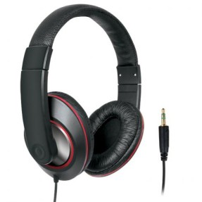 Foto Headphone Isound Ultimate DJ Style Headphones Ajuste de Cabeça