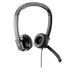 Foto Headset HP com Microfone Business QK550AA