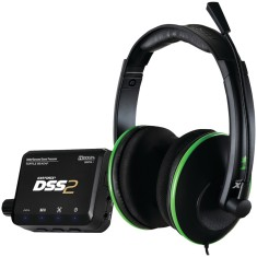 Foto Headset Turtle Beach com Microfone Ear Force DXL1