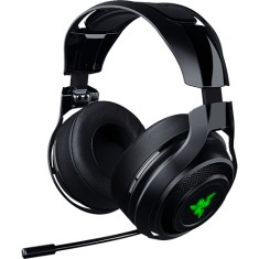 Foto Headset Wireless Razer com Microfone
