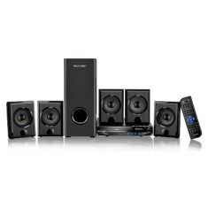 Foto Home Theater Multilaser com DVD 240 W 5.1 Canais SP224
