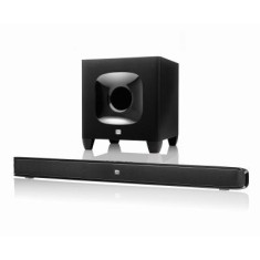 Foto Home Theater Soundbar JBL 320 W 2.1 Canais 4 HDMI SB400