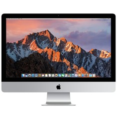 Foto iMac Apple MMQA2BZ/A Intel Core i5 8 GB 1 TB Mac OS Sierra 21,5""
