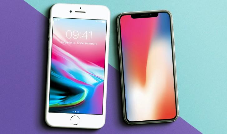 iphone 6s vs iphone 8s
