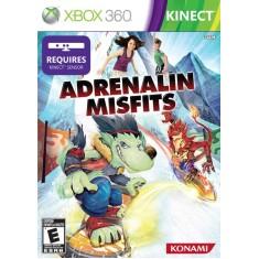 Foto Jogo Adrenalin Misfits Xbox 360 Konami