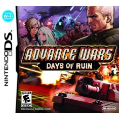 Foto Jogo Advance Wars Days of Ruin Nintendo DS