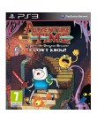 Jogo Adventure Time: Explore the Dungeon Because I Don't Know! PlayStation 3 D3 Publisher
