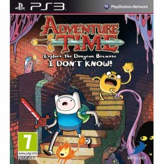 Foto Jogo Adventure Time: Explore the Dungeon Because I Don't Know! PlayStation 3 D3 Publisher