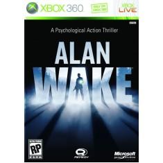 Foto Jogo Alan Wake Xbox 360 Microsoft