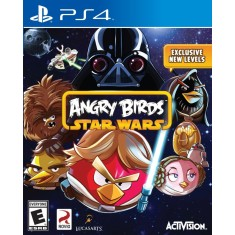 Foto Jogo Angry Birds 3.0 Star Wars PS4 Activision