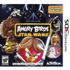 Foto Jogo Angry Birds: Star Wars Activision Nintendo 3DS