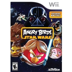 Foto Jogo Angry Birds: Star Wars Wii Activision