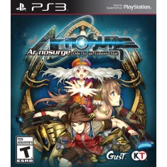 Foto Jogo Ar Nosurge: Ode to an Unborn Star PlayStation 3 Tecmo