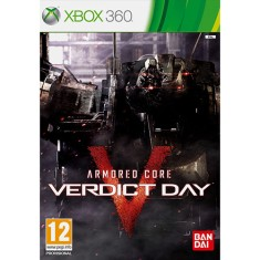 Foto Jogo Armored Core: Verdict Day Xbox 360 Bandai Namco