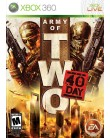 Jogo Army Of Two 40th Day Xbox 360 EA