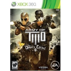 Foto Jogo Army of Two: The Devil's Cartel Xbox 360 EA