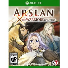 Foto Jogo Arslan The Warriors of Legend Xbox One Tecmo