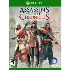 Foto Jogo Assassin's Creed Chronicles Xbox One Ubisoft