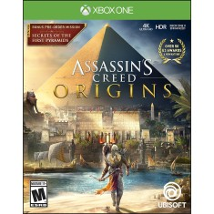 Foto Jogo Assassin's Creed Origins Xbox One Ubisoft