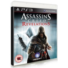 Foto Jogo Assassin's Creed: Revelations PlayStation 3 Ubisoft